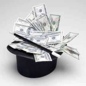 Denkfehler: Papiergeld ist nichtungedeckt